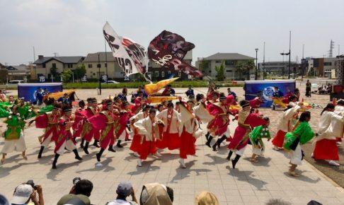 ちばYOSAKOI 2018 プレイベント画像