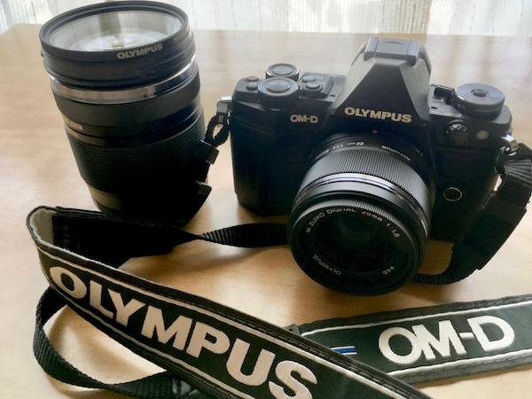 OM-D E-M5 Mark Ⅱシステムの画像