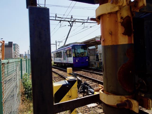 都電雑司ヶ谷駅の画像3