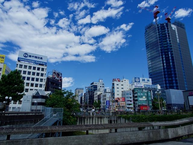 JR四ツ谷駅・赤坂口前広場の画像3