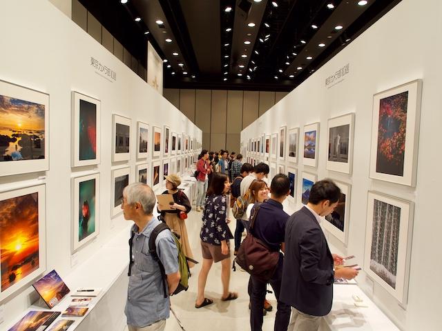 東京カメラ部写真展の画像