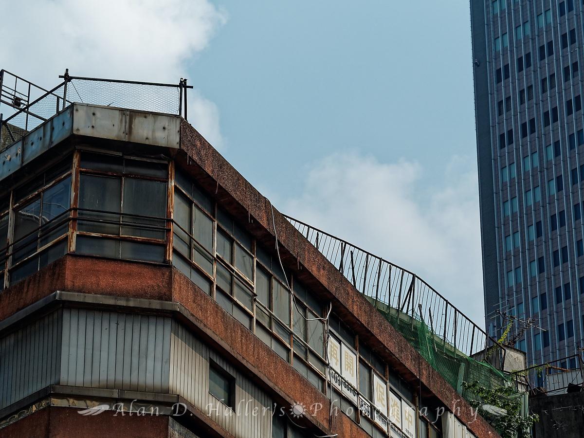 代々木会館の屋上の画像