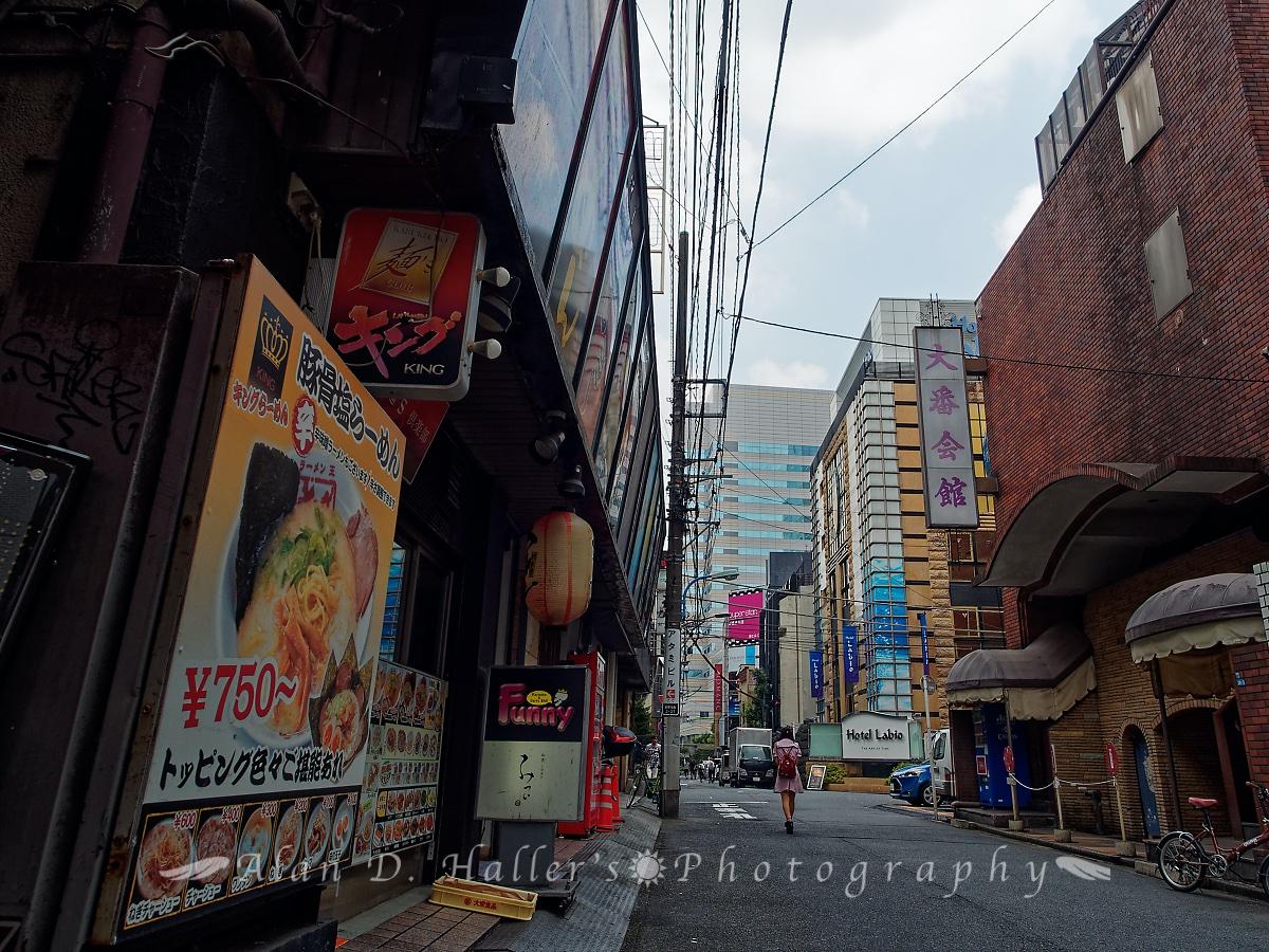 アタミビル前通りの画像