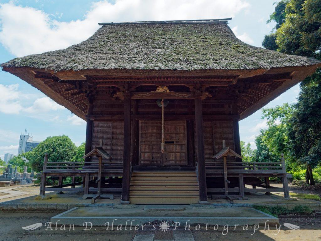 医王山清浄院国分寺の薬師堂
